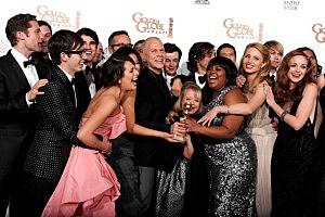 68th Annual Golden Globe Awards - Press Room