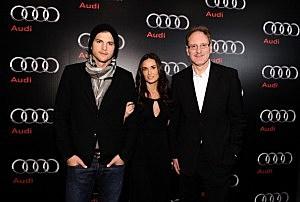 Audi Celebrates Super Bowl 2011 At The Audi Forum Dallas