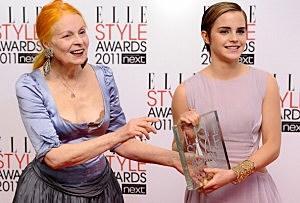 ELLE Style Awards 2011 - Winners Boards