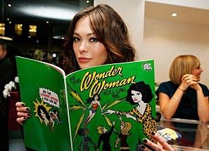 Diane Von Furstenberg Launches Wonder Woman Collection