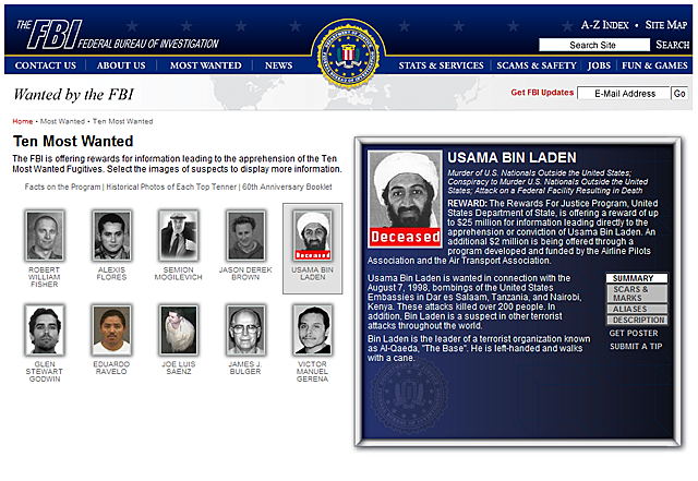 fbi website