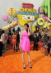Nickelodeon 2011 Kids' Choice Awards - Red Carpet
