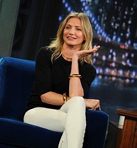 "Celebrities Visit ""Late Night With Jimmy Fallon"" - June 21, 2011"