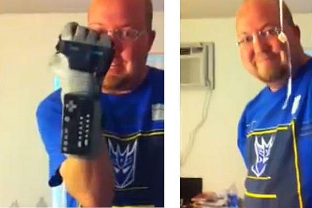 power glove tooth