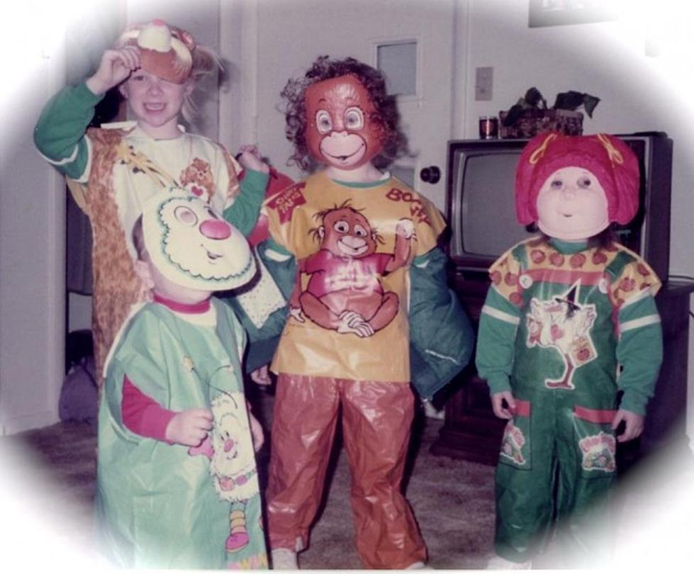 Let's Bring Back Halloween Costumes Like We Had in the 80s