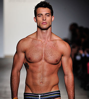 Jesus navas shirtless