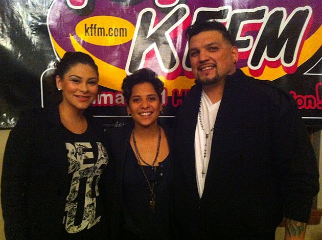 Vicci Martinez / KFFM