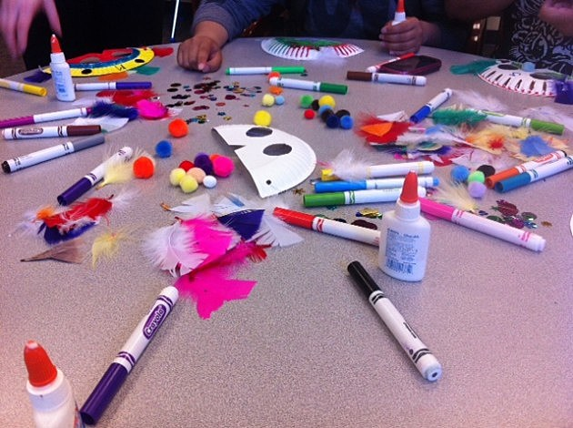 library crafts