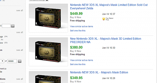 scalping on ebay