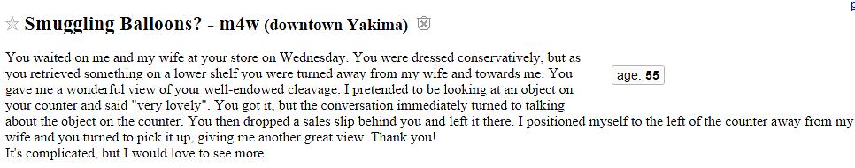 Speed dating yakima