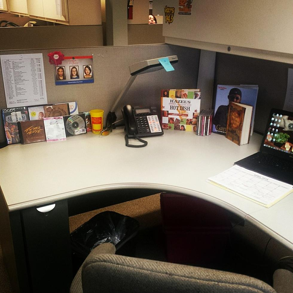 Show Us Your Cubicle!