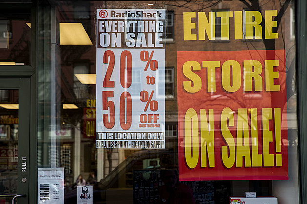 Radio Shack Declares Bankruptcy