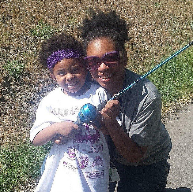 Yakima Kids' Fish-In 2016 at Sarg Hubbard Park