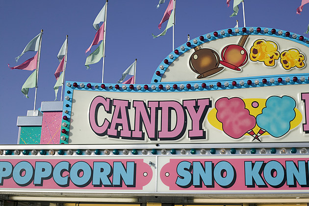 Spring Break Carnival Fair In Yakima