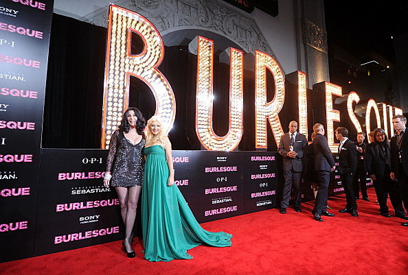 "Premiere Of Screen Gems' ""Burlesque"" - Arrivals"