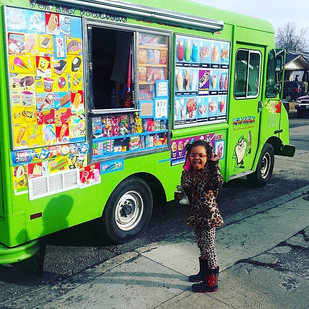 Chasing Down the Ice Cream Truck in Yakima