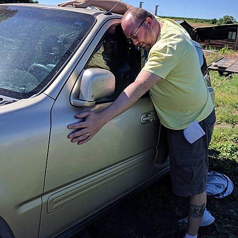 Saying Good Bye To My Favorite Car